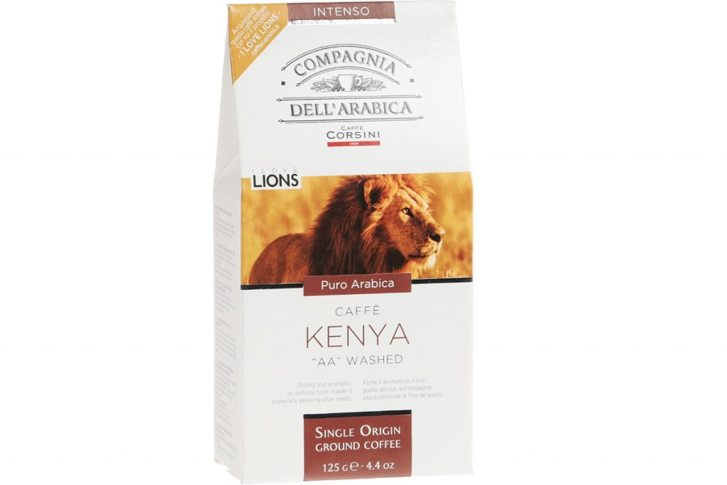 Compagnia Dell Arabica Kenya Aa Washed