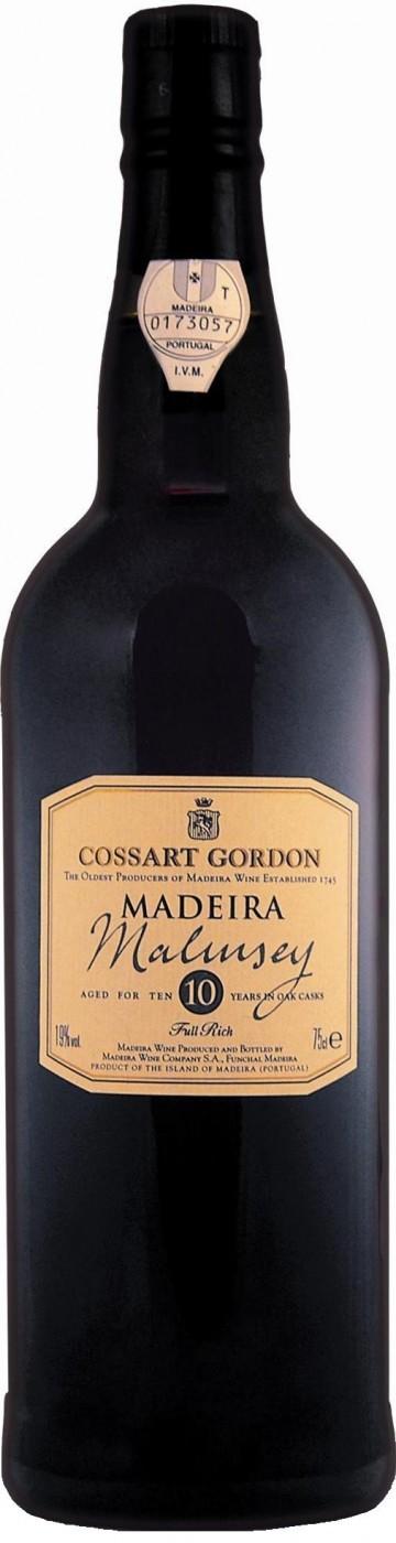 Cossart Gordon Malmsey 10 Years Old