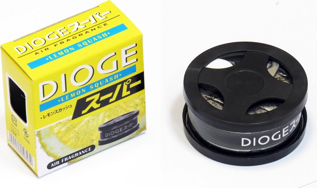 Dioge Lemon Squash