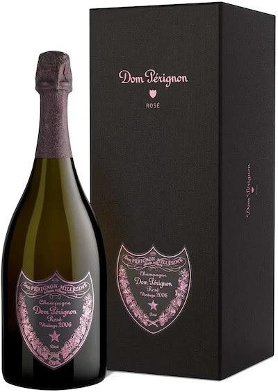 """Dom Perignon"""" Rose Vintage 2006 Extra Brut"""