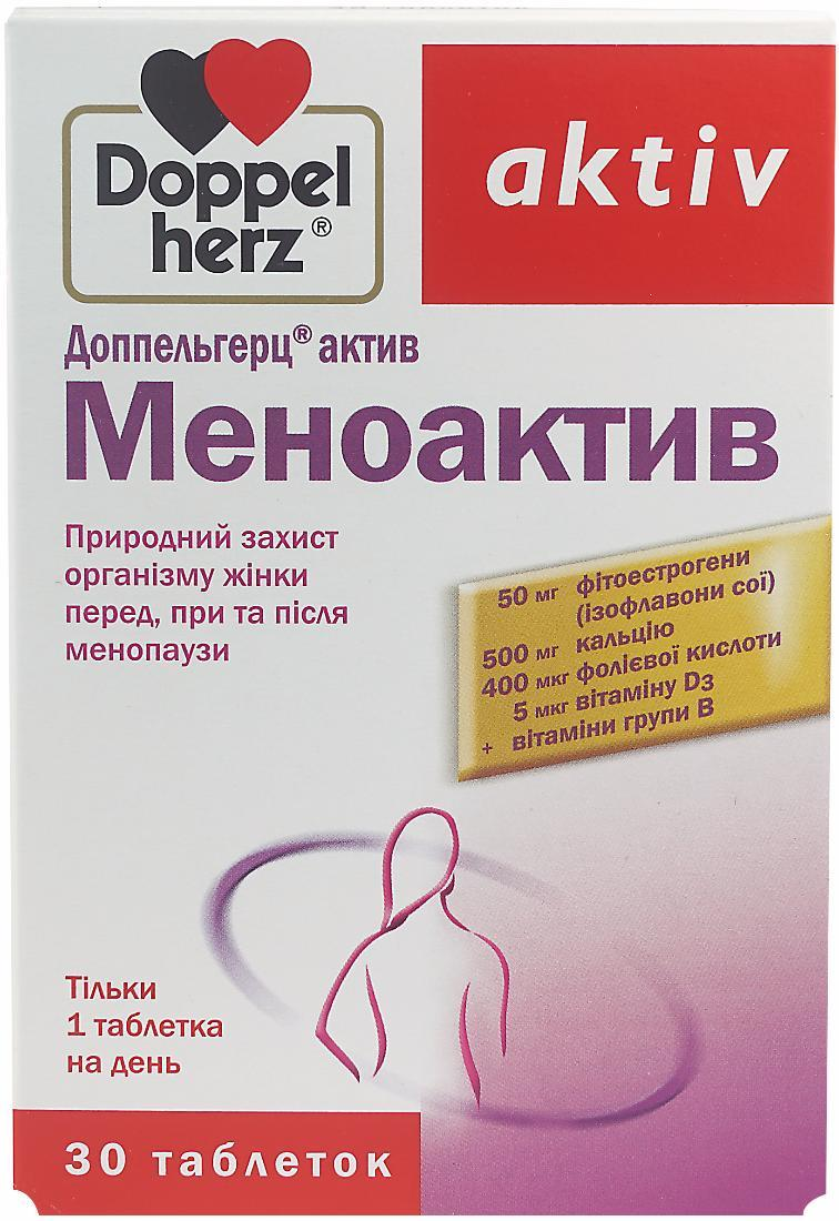 Doppel Gercz Aktiv Menopauza