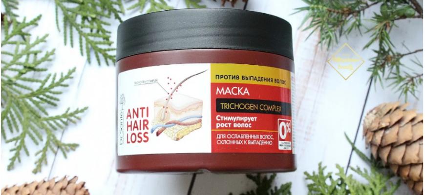 dr. sante anti hair loss 870x400 - Рейтинг Топ рейтинг 6 лучших масок для волос от выпадения: эффективность, какую купить, плюсы и минусы