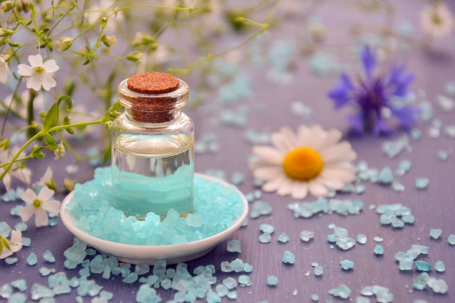 Essential Oil Spa Cosmetic Oil Aromatherapy
