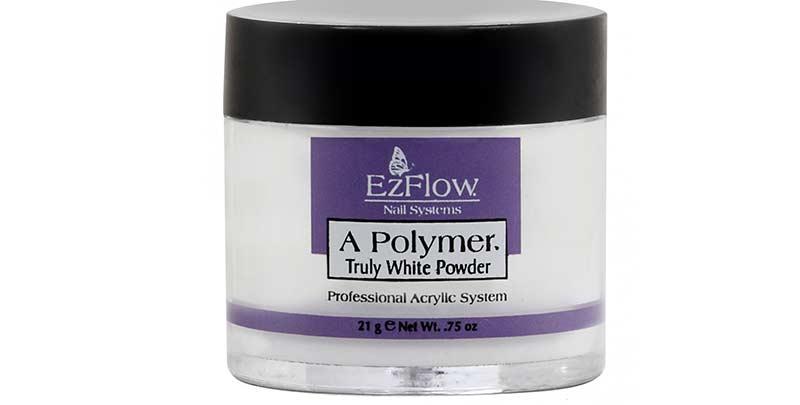 Ezflow A Polymer White Acrylic Powd
