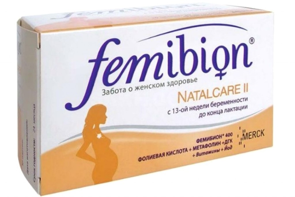 Femibion Natalcare 2