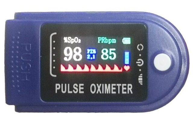 fingertip pulse oximetr c101h1 640x400 - Какой выбрать пульсоксиметр: выбираем лучший прибор для измерения процента насыщения крови кислородом