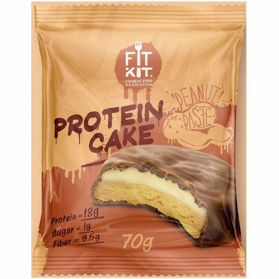 Fitkit Protein Cake