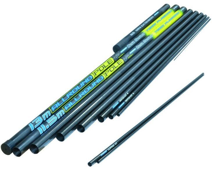 Flagman Cast Master Pole 13m Mini Ext. Cupping Kit E1589654561468