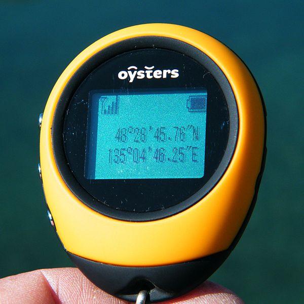 Gps Navigator Oysters