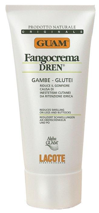 Guam Krem Fangocrema Dren Gambe Glutei Cream Protiv Otyokov S Drenazhnym Effektom Dlya Tela 200 Ml