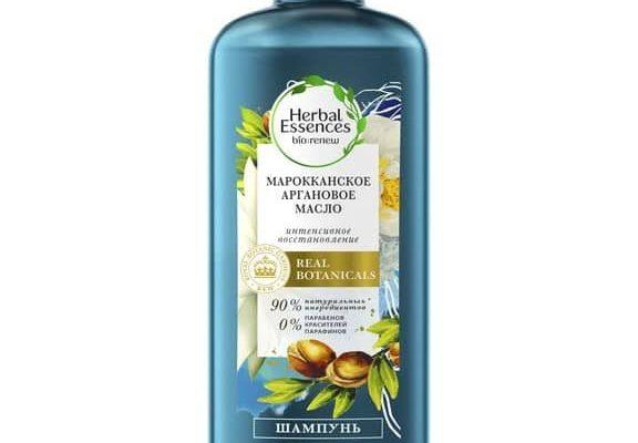 herbal essences marokkanskoe arganovoe maslo 576x400 - Рейтинг 6 шампуней для окрашенных волос: состав, особенности, сравнение с аналогами