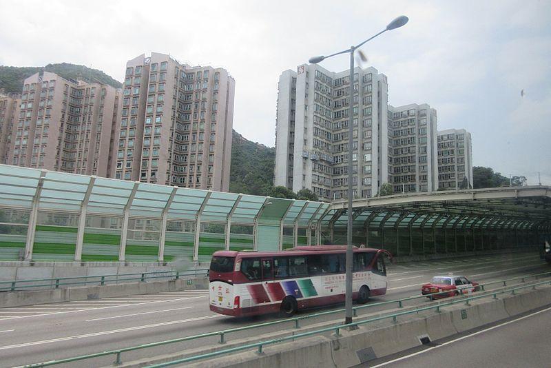 Hk 九巴 Kmbus 960x Tour View 屯門公路 Tuen Mun Road June 2017 Ix1 19 Noise Barriers