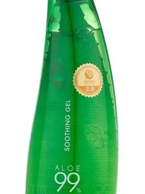holika holika aloe 99 soothing gel 300x400 - Обзор топ 6 лучших гелей для тела: состав, сравнение с аналогами, рейтинг
