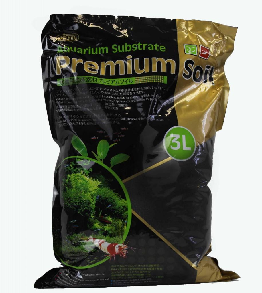 Ista Aquarium Substrate Premium Soil