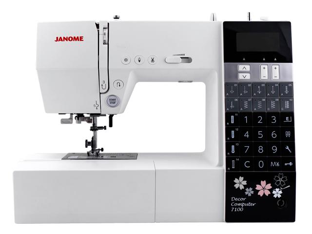 Janome 7100