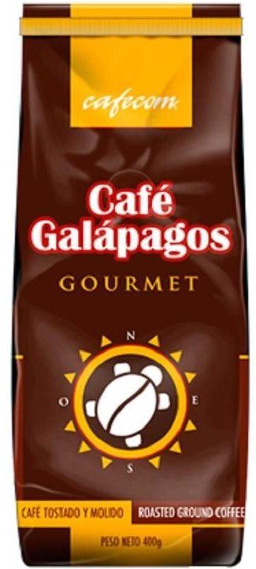 Kofe V Zernakh Cafecom Galapagos Gourmet 100 Arabika 400 G 1 Full E1585531848902