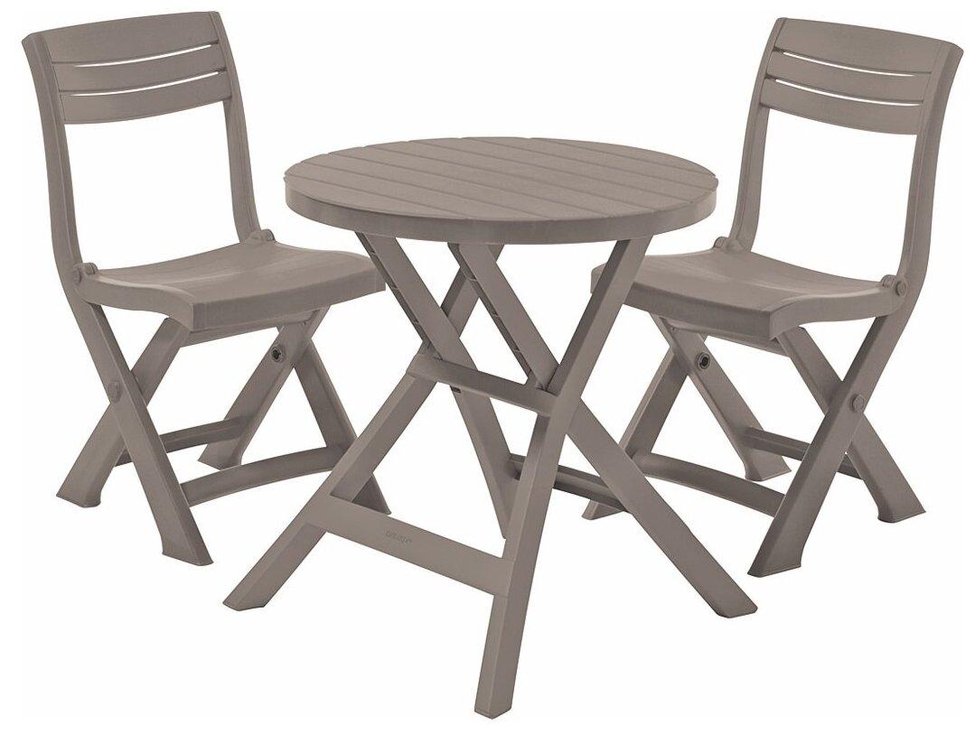 Komplekt Mebeli Keter Jazz Set Stol 2 Kresla