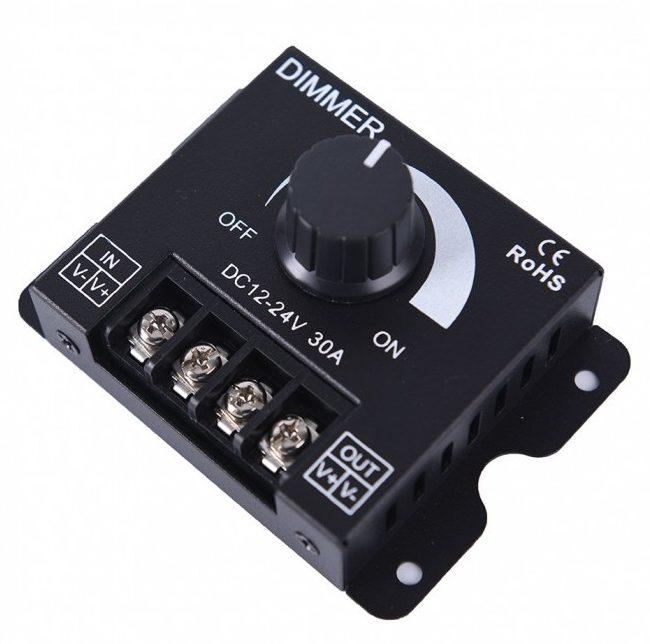 Kontroller Dimmer Dlya Lenty Led Dm30 12 12 24v 30a E1584908856780