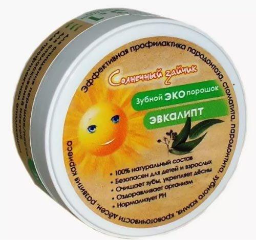 Korporacziya Solncza Solnechnyj Zajchik Evkalipt