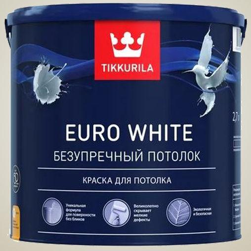 Kraska Euro White Dlya Detskoj Matovaya E1584229706700