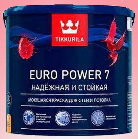 Kraska Vodno Dispersionnayam Euro Power 7 Baza A E1584229776900