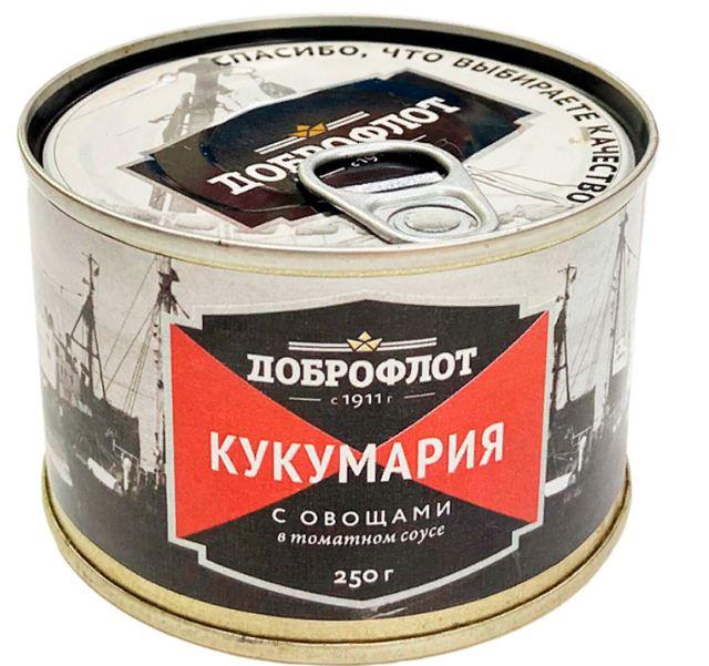 Kukumariya S Ovoshhami «dobroflot»