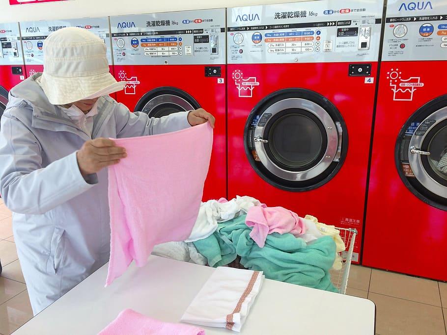 Launderette Dryer Washing Machine Fully Automatic Washing Machine