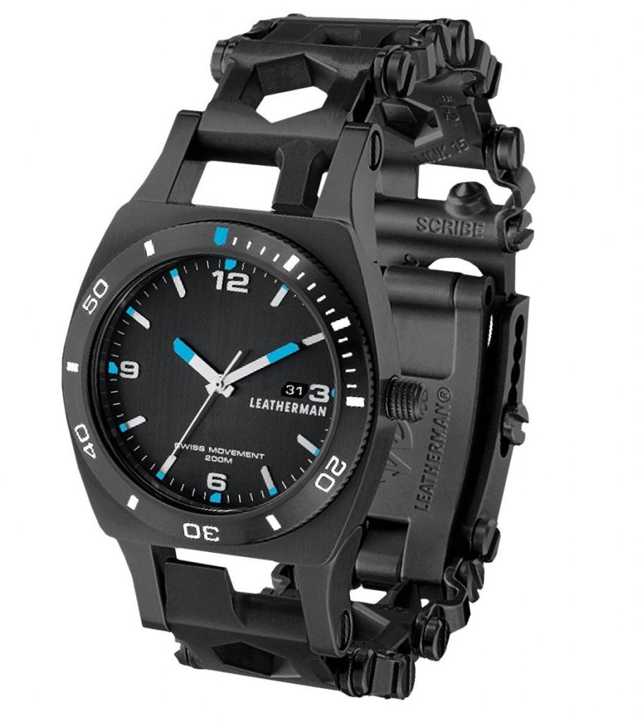 Leatherman Tread Tempo Black
