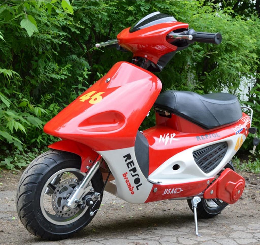 Lmoox R3 Bike 350w