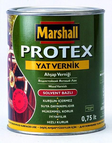 Marshall Protex Yat Vernik 40 9 L