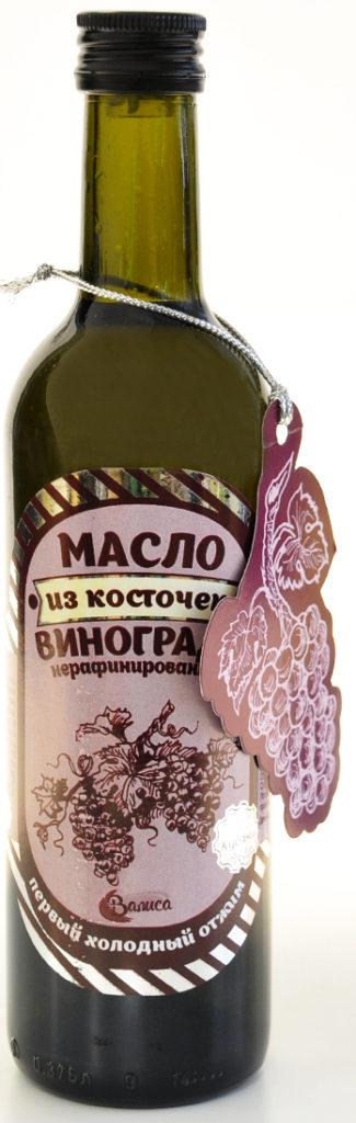 Maslo Iz Vinogradnyh Kostochek Nerafinirovannoe Valisa 375ml E1589633256415 325x1024