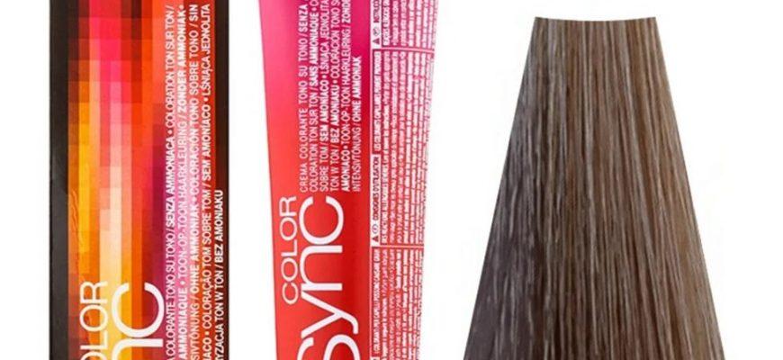 matrix color sync 870x400 - -10 лучших безаммиачных красок для волос: как пользоваться, за и против, отзывы