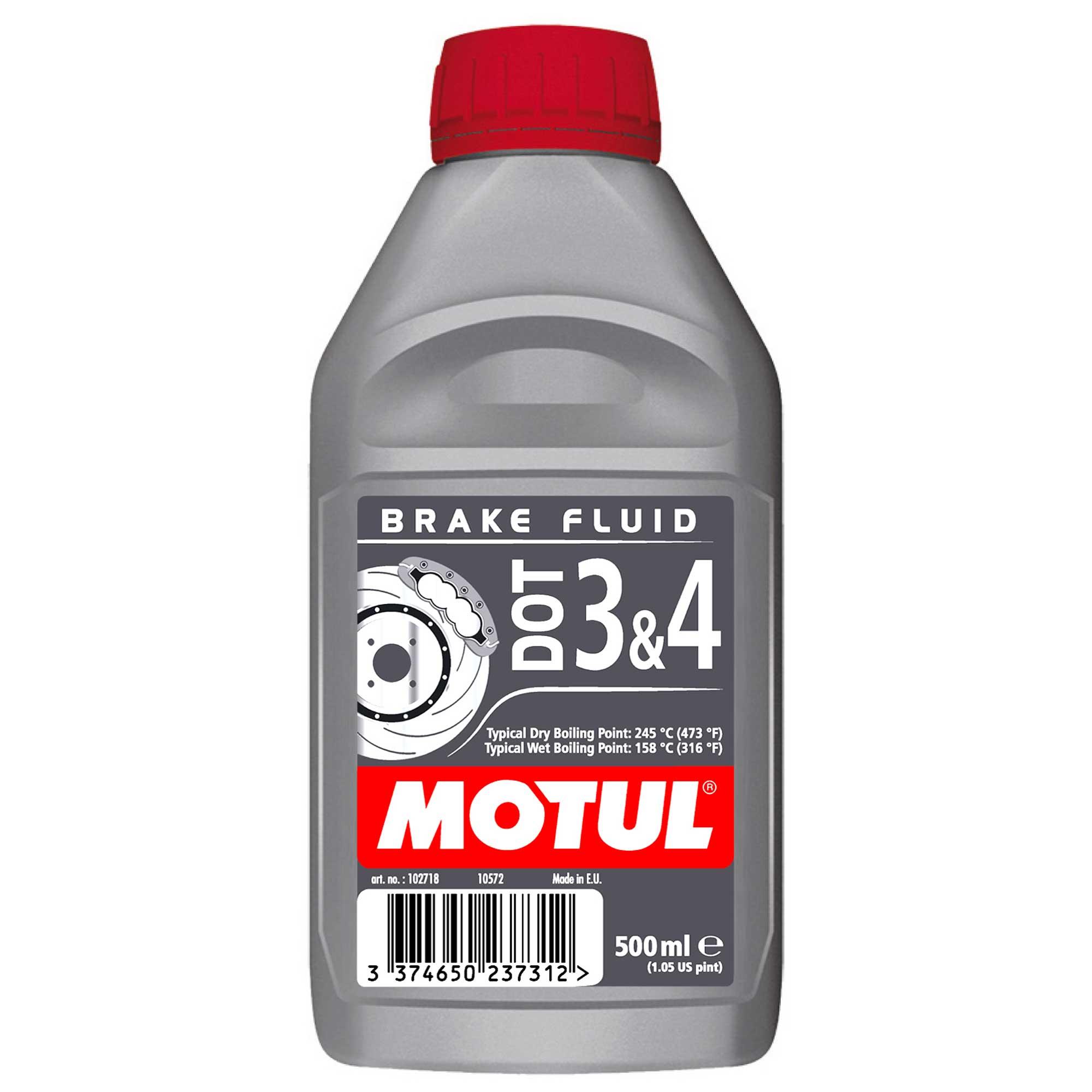 Motul Dot 34 Brake Fluid