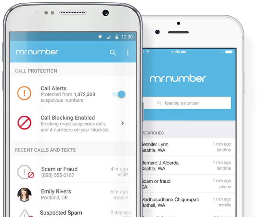 Mrnumber