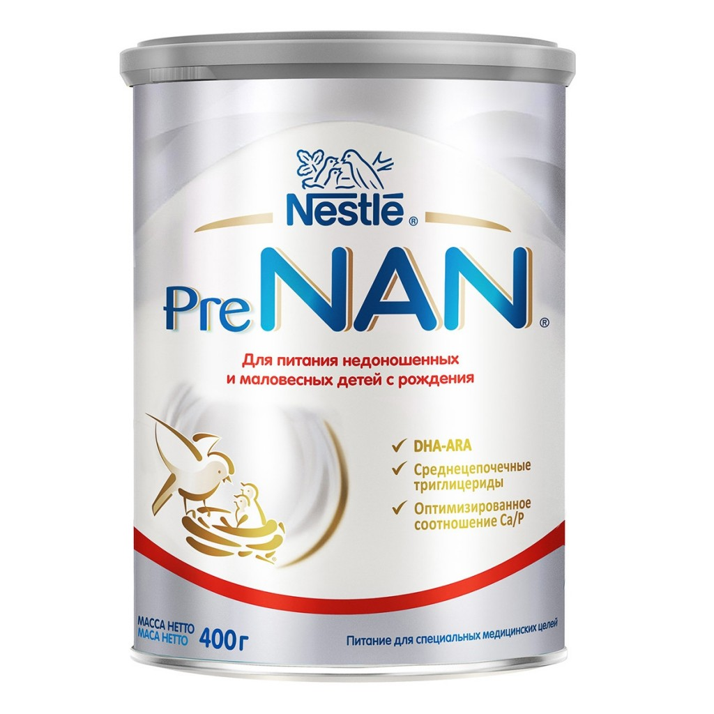 Nan Nestle Pre