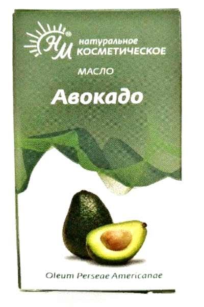 Naturalnoe Kosmeticheskoe Maslo Avokado 30 Ml Ooo «naturalnye Masla»