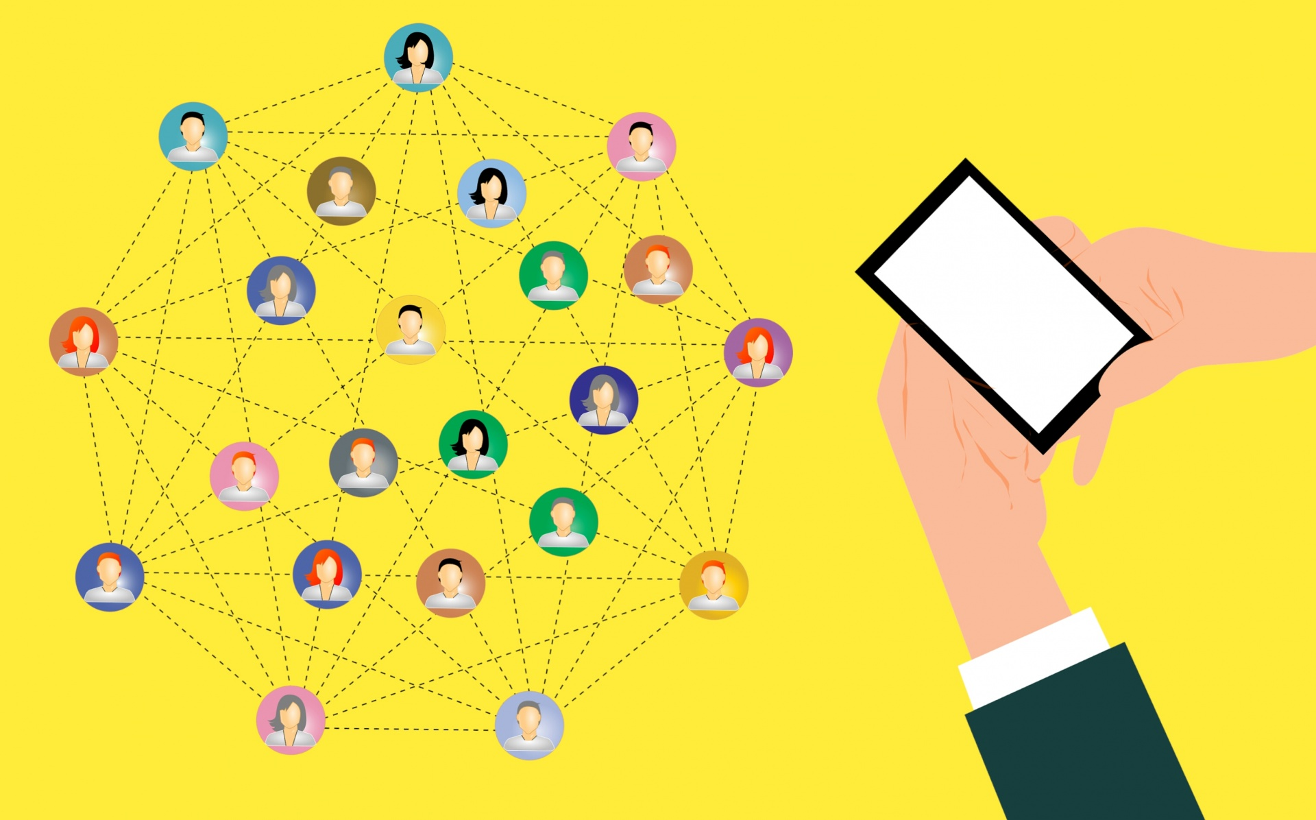 Network Digital Marketing Share