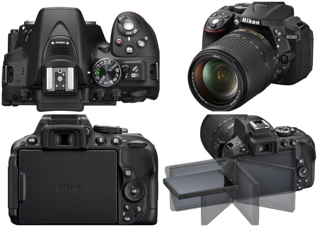 Nikon D5300 Kit. 1024x724