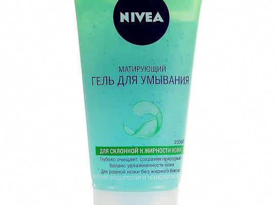 nivea gel 540x400 - Обзор топ 6 лучших гелей для умывания: состав, назначение, сравнение с аналогами