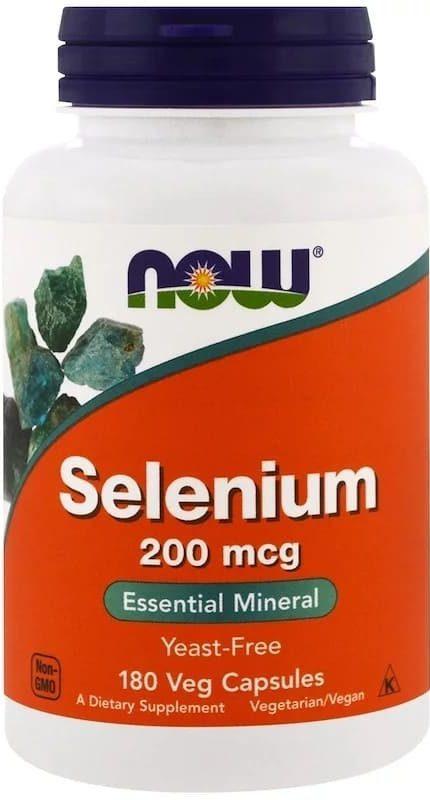 Now Foods Selenium E1588654914143