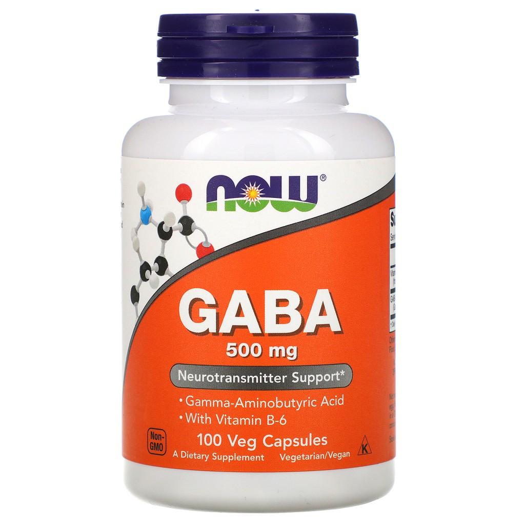 Now Gaba
