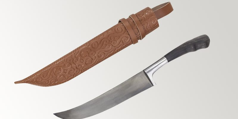 nozh pchak malyj chirchik rukoyat rog sajgaka 800x400 - ножи пчак на 2021 год