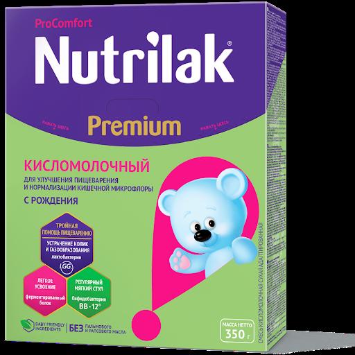 Nutrilak Infaprim Premium Kislomolochnyj