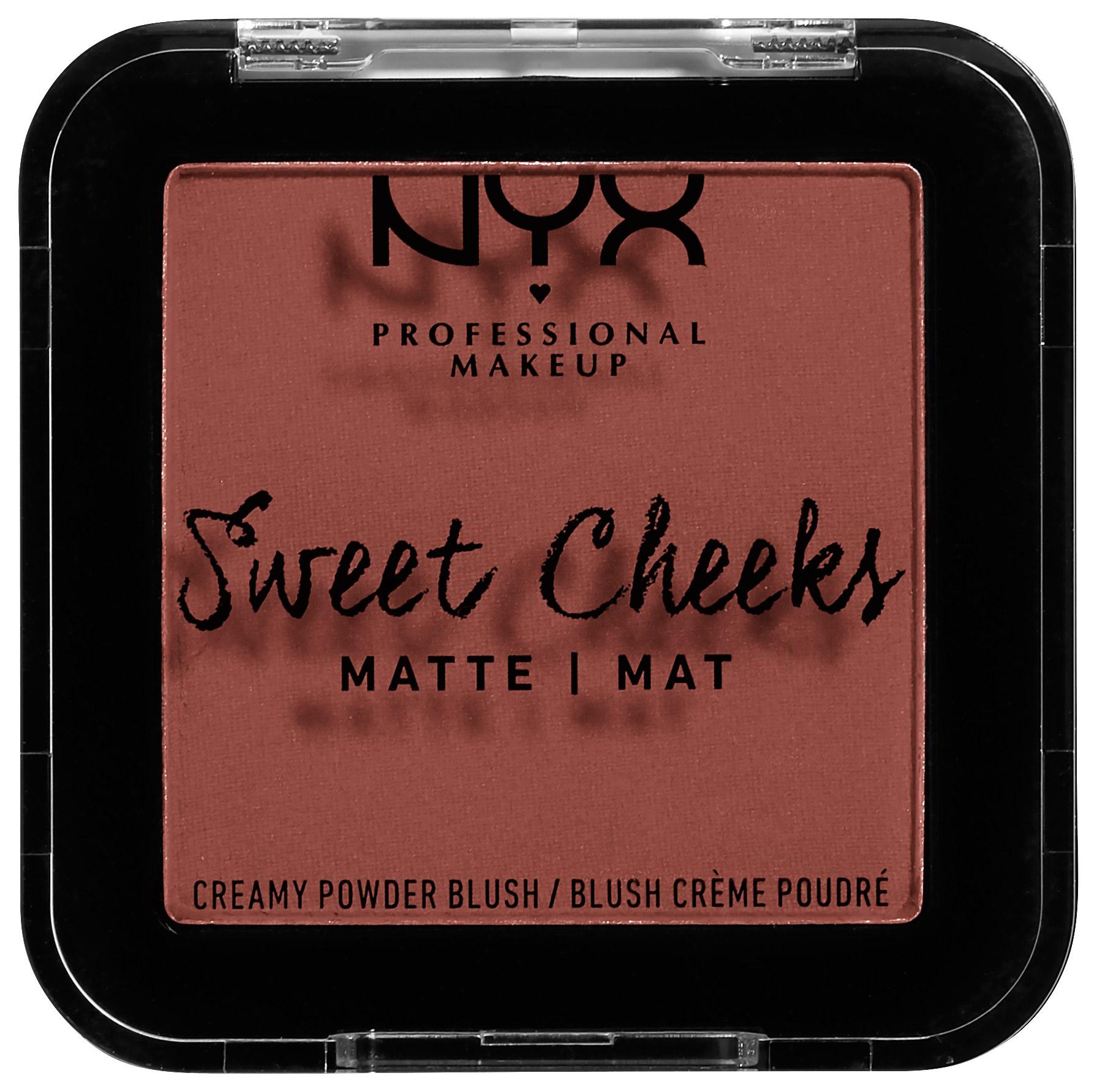 Nyx Sweet Cheeks Creamy Powder Blush Matte