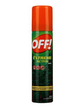 off extreme - Топ лучших средств от клещей для человека