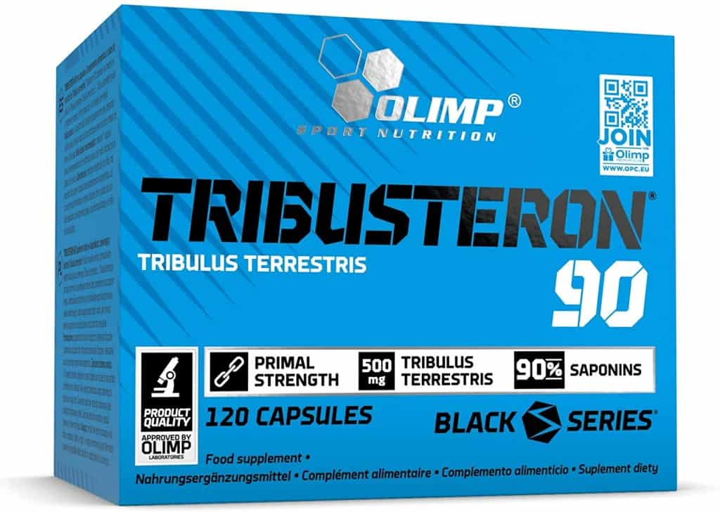 Olimp Sport Nutrition Tribusteron 90 Saponins