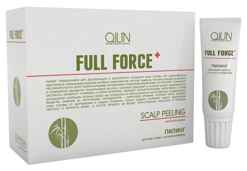 Ollin Professional Full Force S Ekstraktom Bambuka