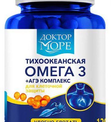 omega 3 age kompleks 364x400 - Рейтинг Топ рейтинг 5 лучших витаминов Омега-3: отзывы