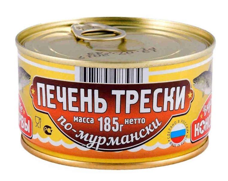 Pechen Treski Po Murmanski «vkusnye Konservy»