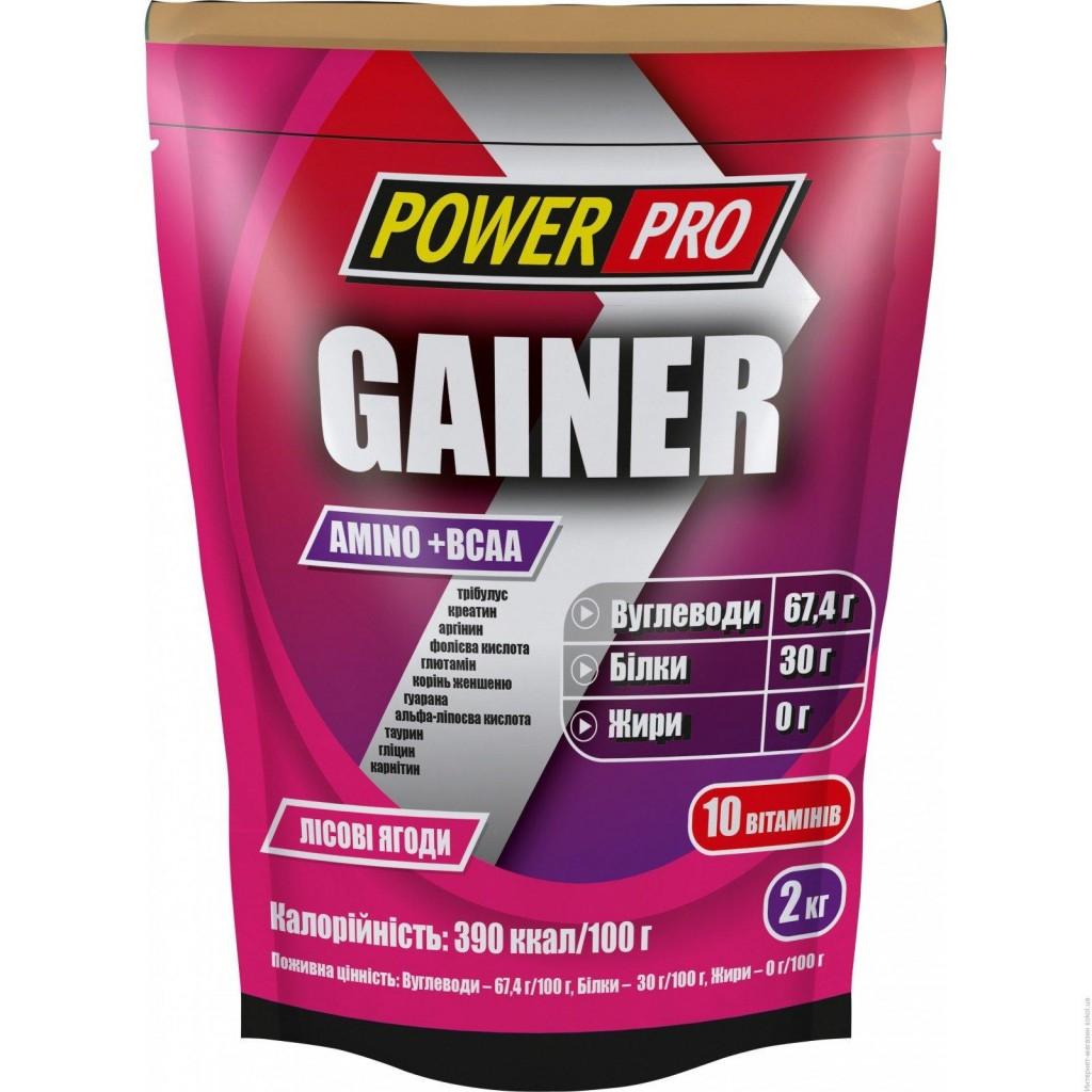 Power Pro Gainer 30